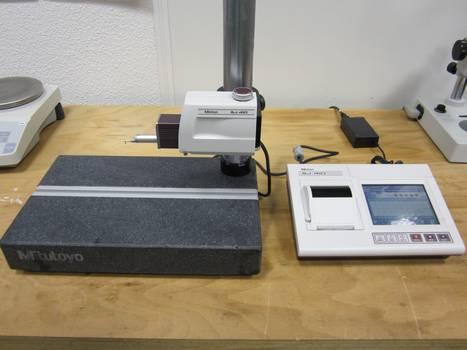 machine de caractérisation de forme